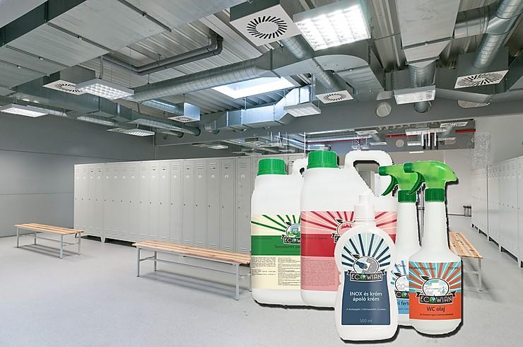 Ön mennyit költ ipari tisztítószerekre? Optimalizáljuk a költségeit
